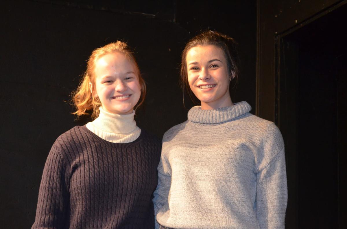 Sarah Beumler and Mara Aesoph
