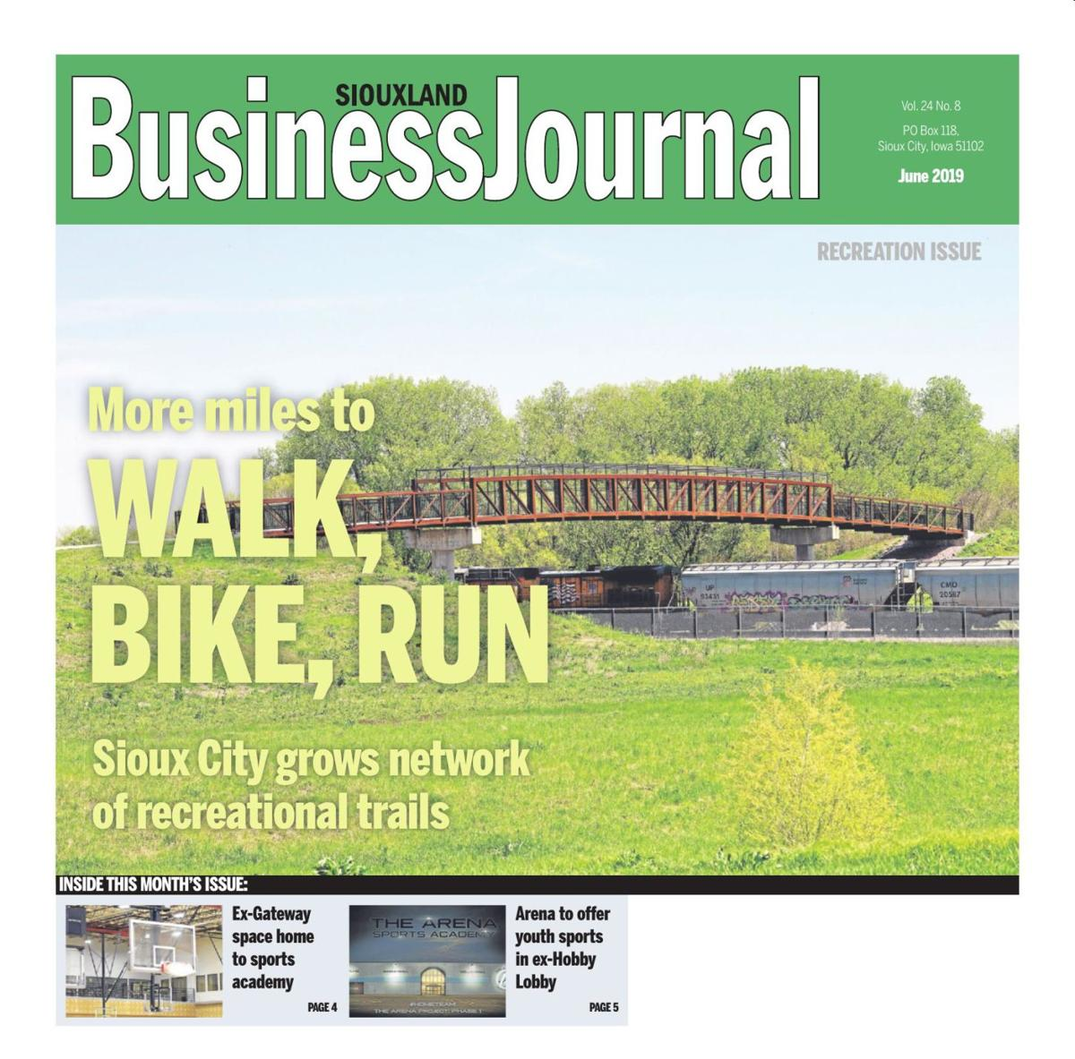 Siouxland Business Journal - June 2019