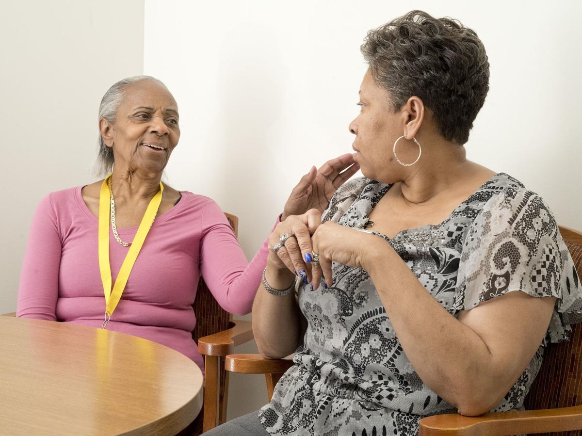 Eldercare help