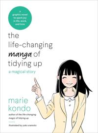 life-chaning manga of tidying up