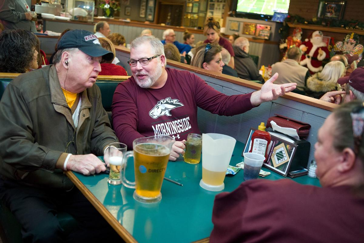 Morningside Football Watch Party
