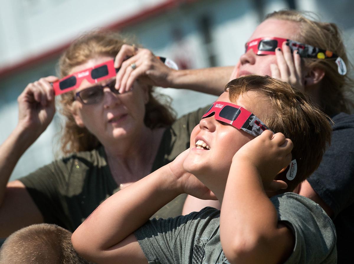 Solar Eclipse Sioux City