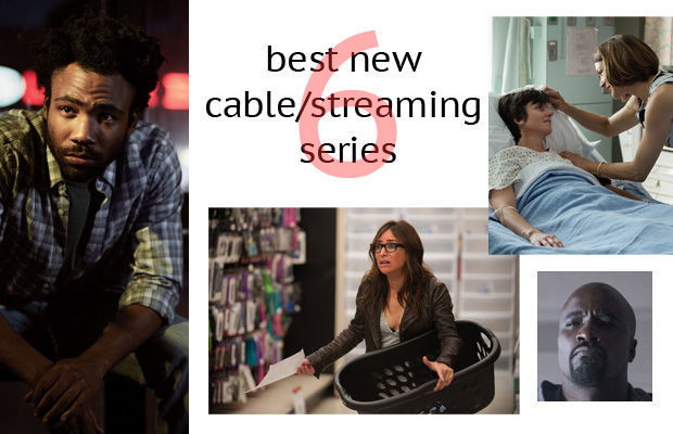 The 6 best new cable/streaming series