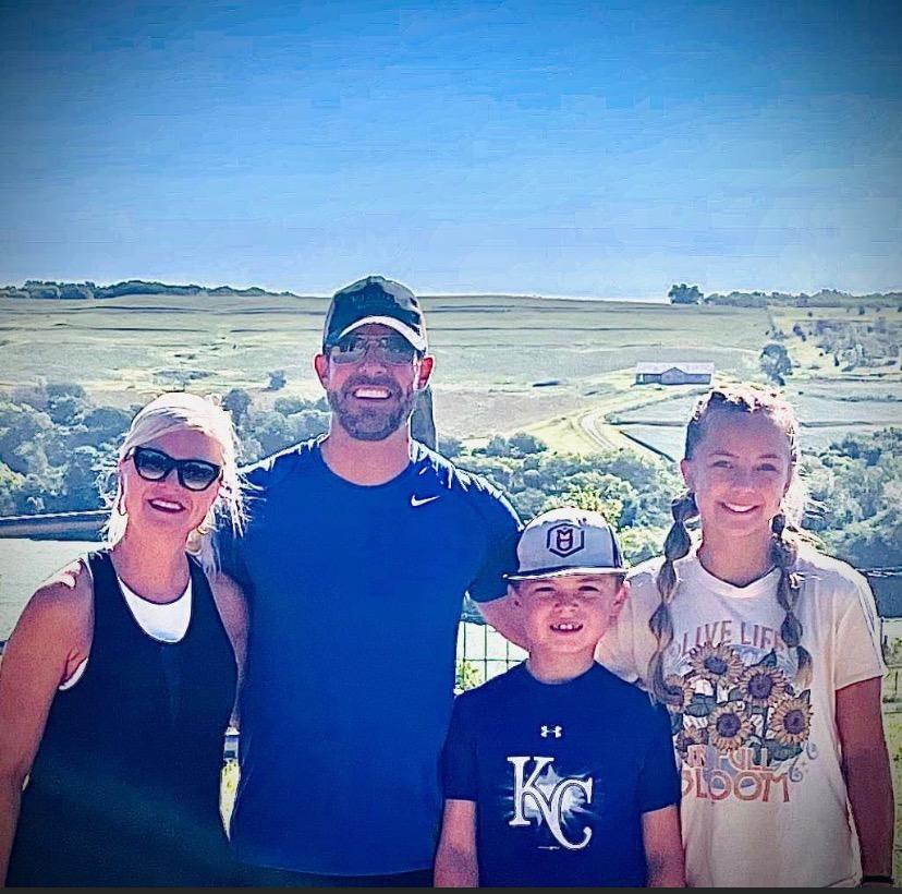 Nick Beard family for 9/11