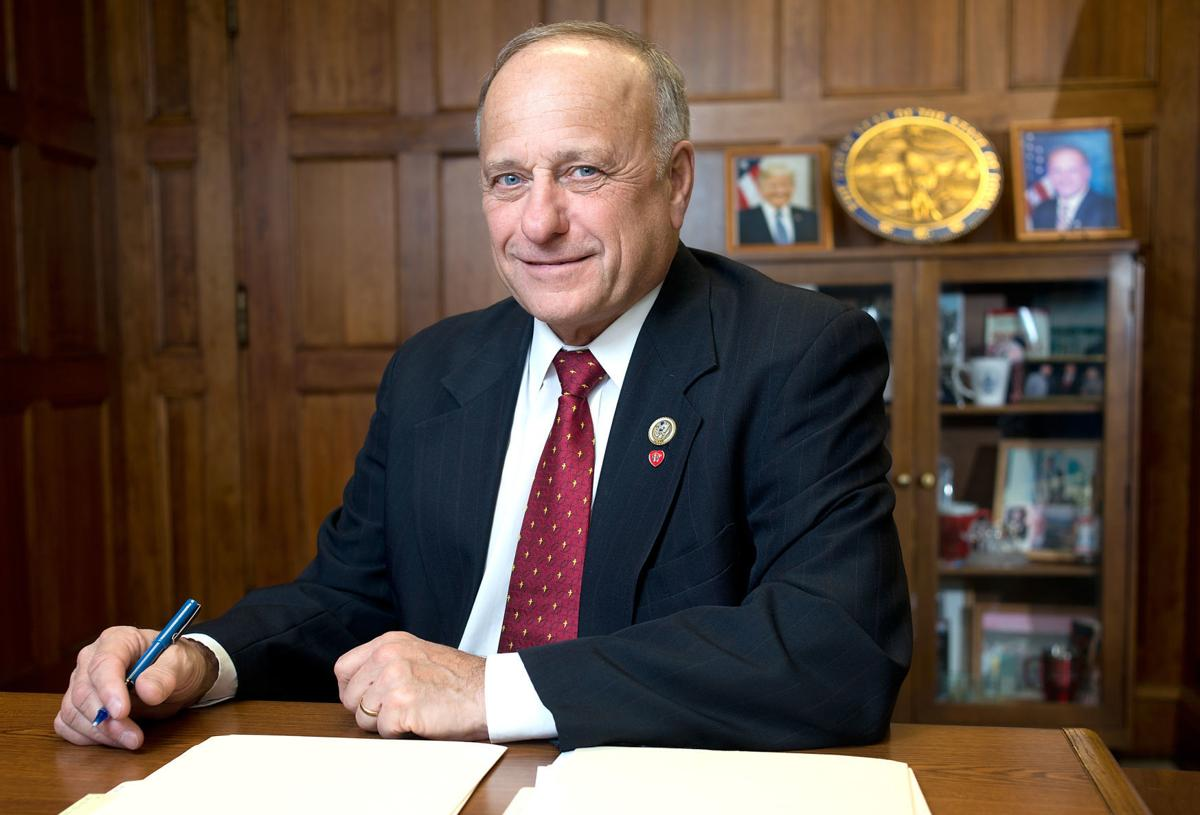 Steve King secondary photo profile Jan.2019