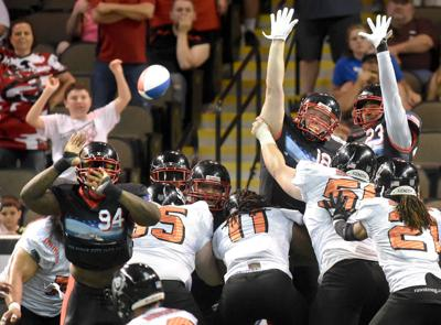 Football Sioux City Bandits vs. Bismarck Bucks