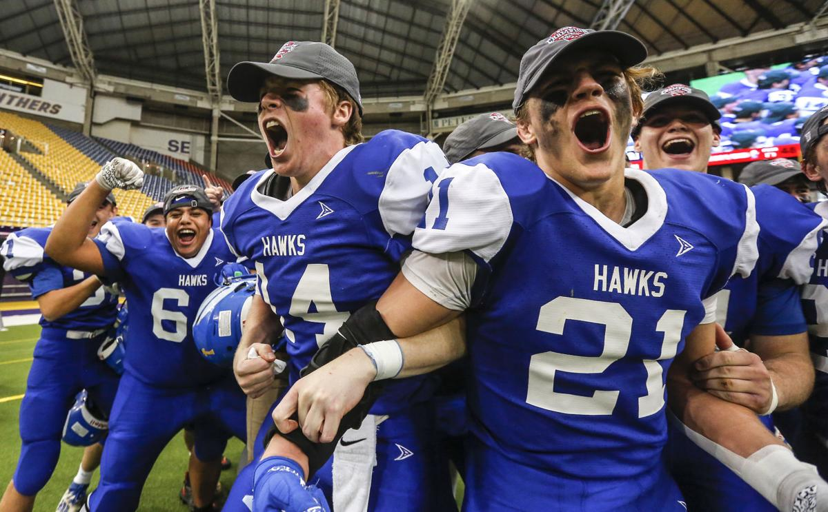 State FBall Remsen St. Mary's vs. Fremont Mills 2