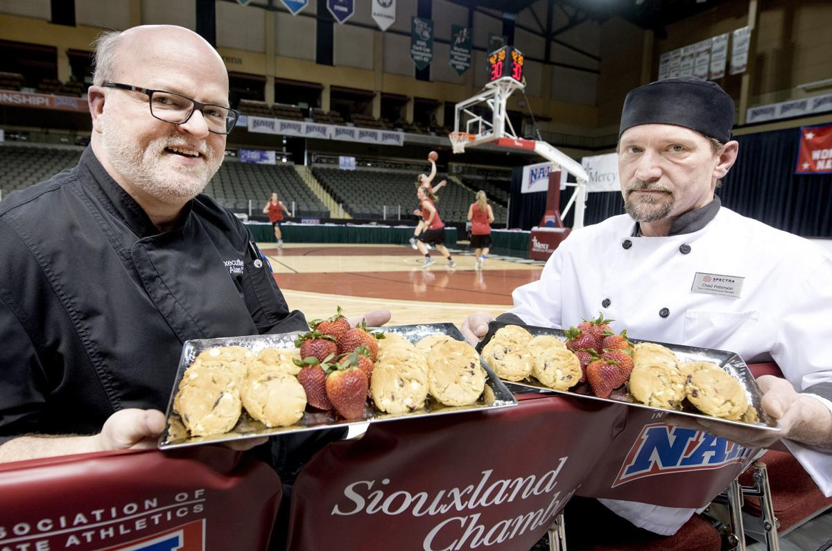 2018 NAIA cookie contest