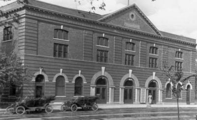 Municipal Audtorium
