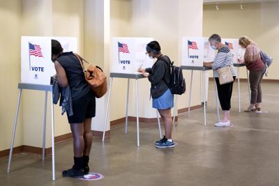 Voting in June 2 primary
