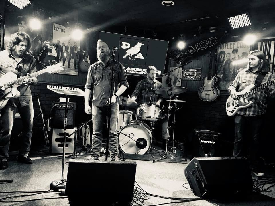 Dustin Arbuckle & The Damnations