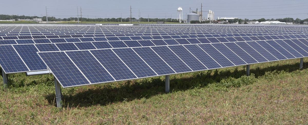 South Sioux City solar farm
