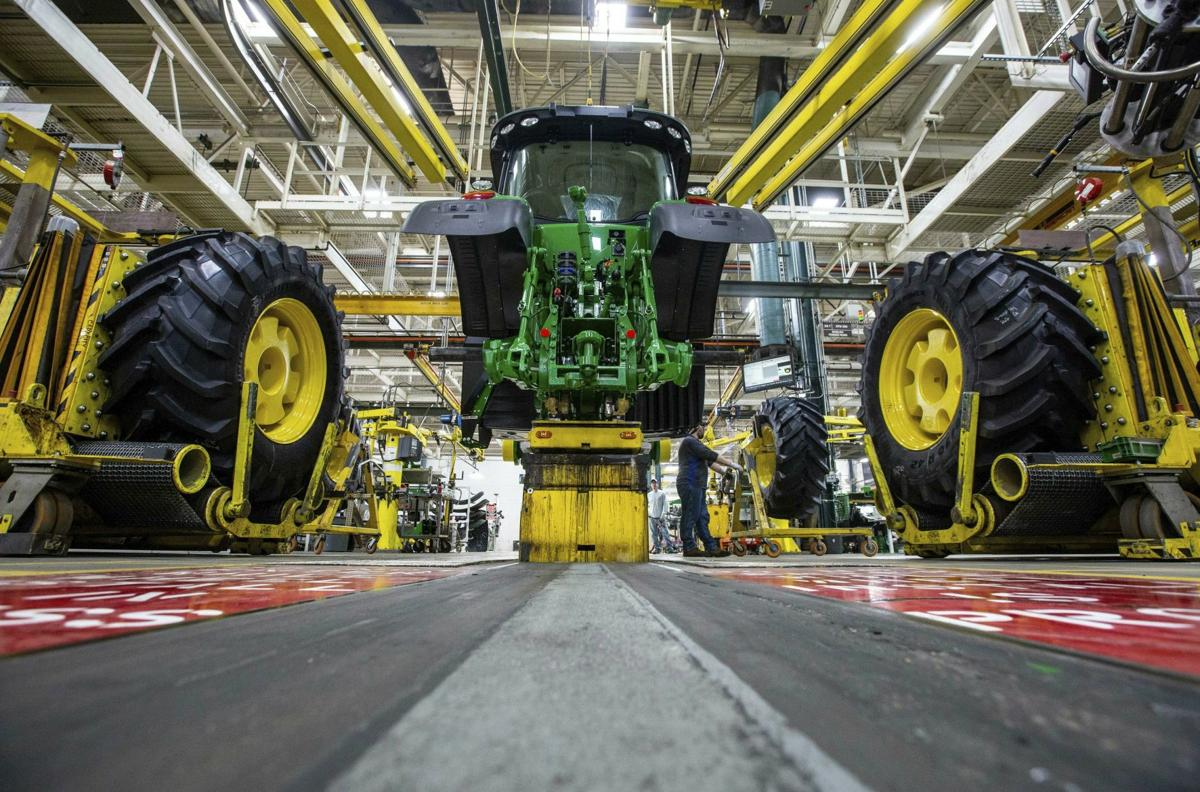 Exchange-Deere Endures