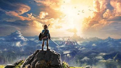 Video game: Zelda