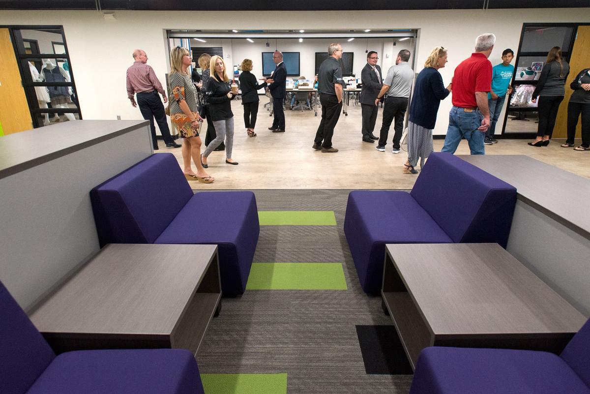Career Academy Open House