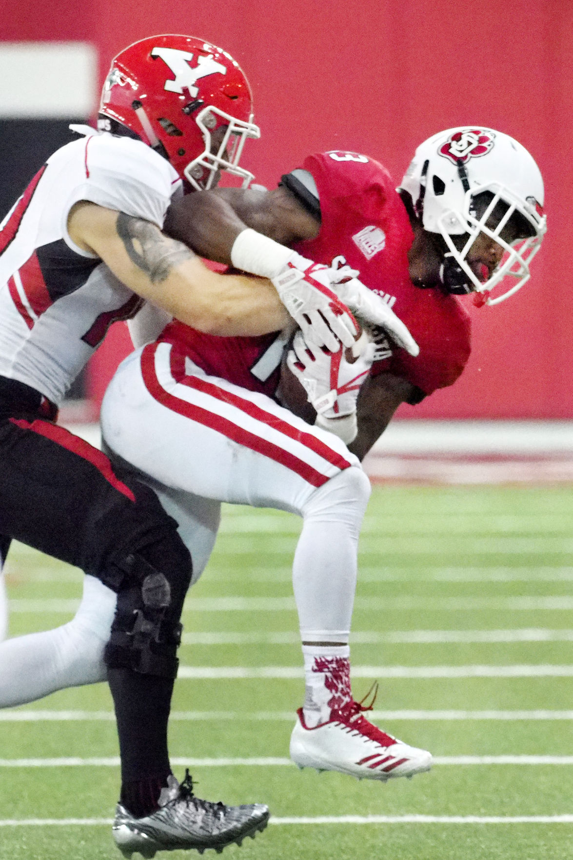 Youngstown State at South Dakota football