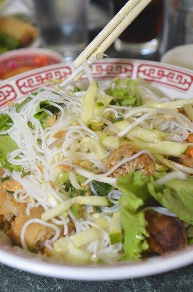 Da Kao Vietnamese food