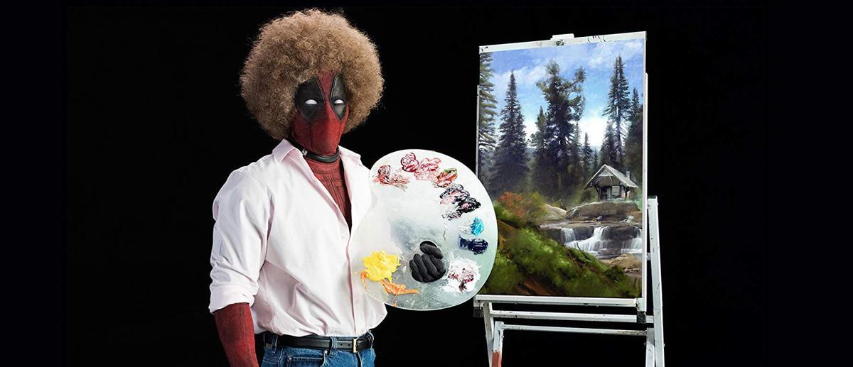 Deadpool 2 scene