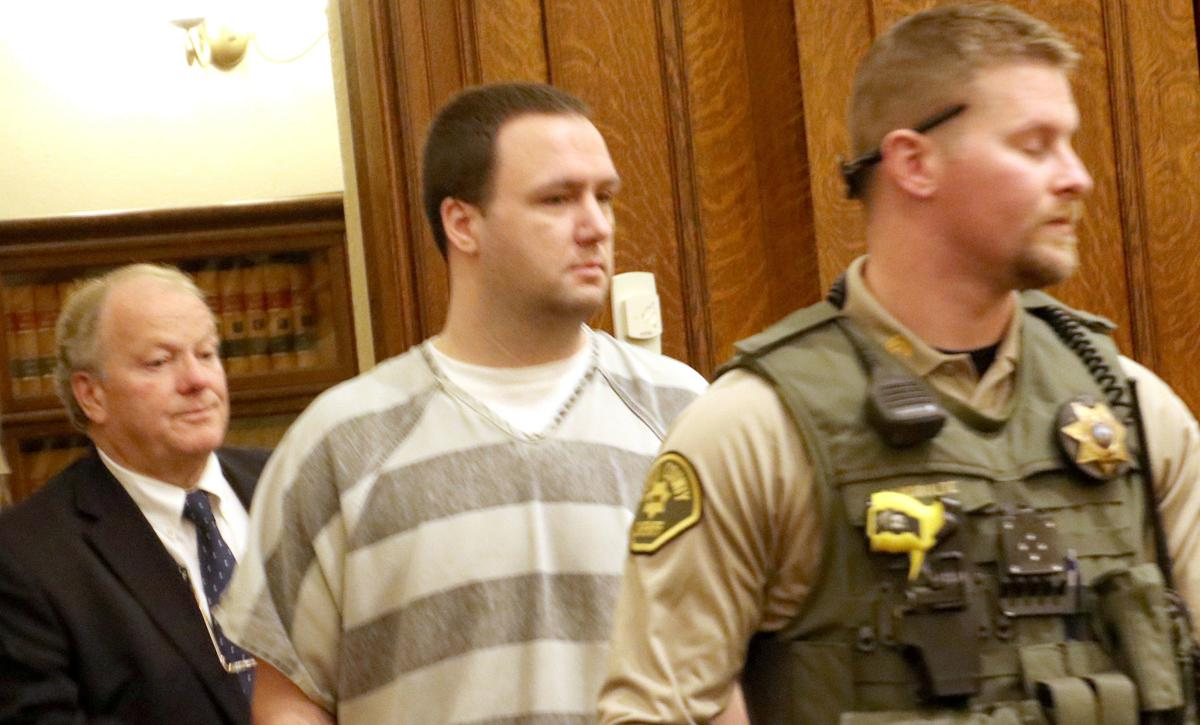 Curtis Van Dam plea hearing