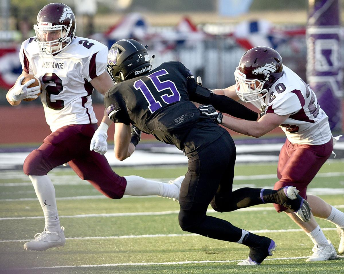 Dakota Valley vs Tri-Valley football