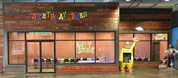 Boji Bay Fun House Pavilion Appeals To All Ages