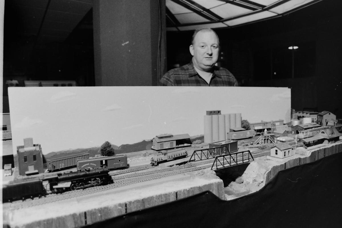 Siouxland Historical Railroad Association, Nov. 20, 1993