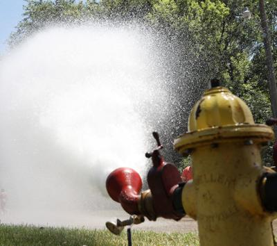 Sioux City Fire Rescue plans hydrant party Friday | Business