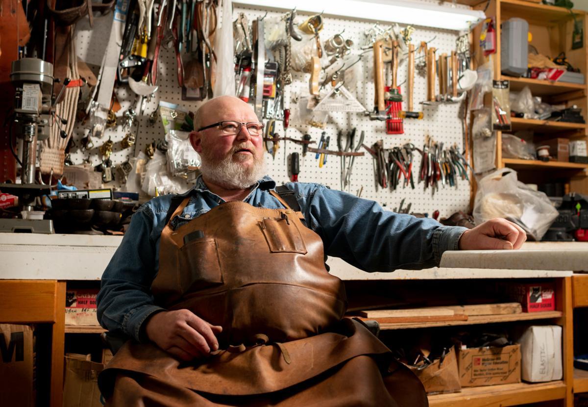 Cobbler Mark Treft #1
