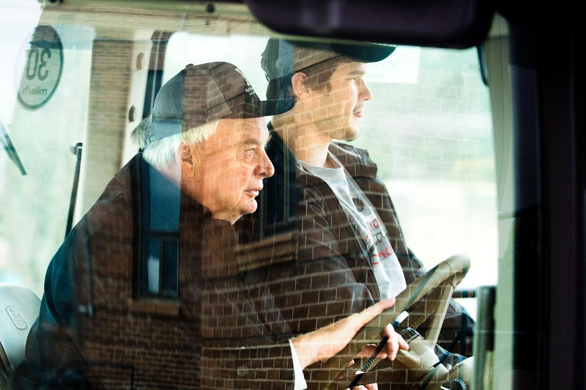 John Reynders tractor