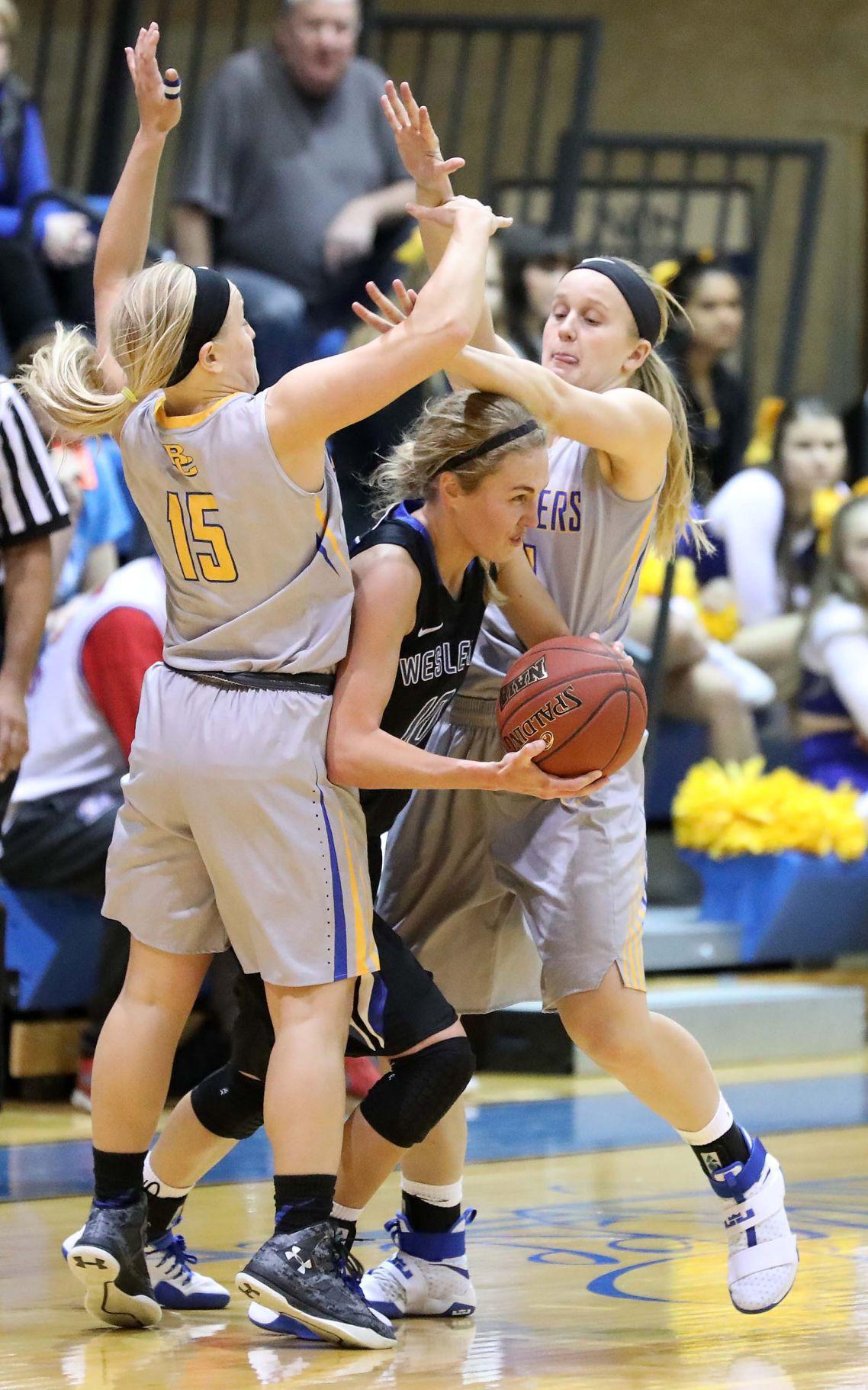 Dakota Wesleyan at Briar Cliff basketball
