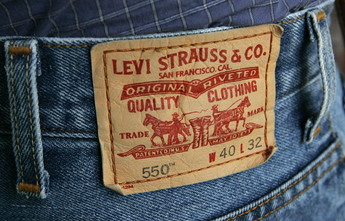 LEVIS RED TAG 550 JEANS