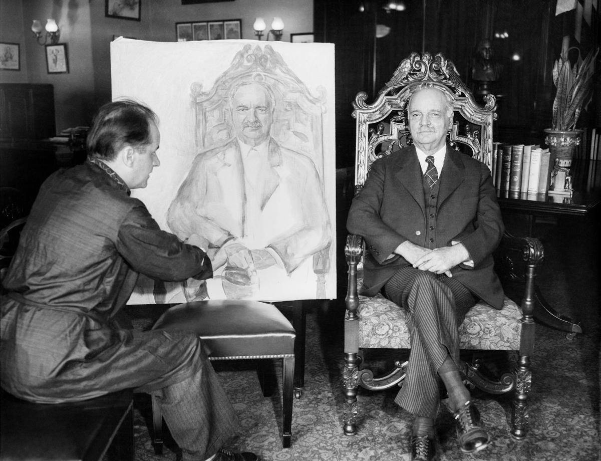 Charles Curtis, Edward Illig