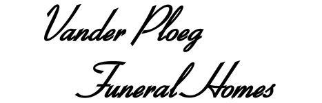 Obit-Vander Ploeg Funeral Home logo