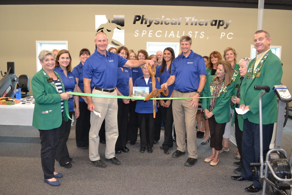 Physical Therapy Specialists Open Clinic In Dakota Dunes Business Local Briefs
