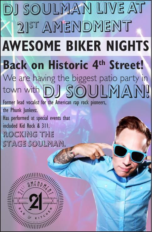 Awesome Biker Nights!