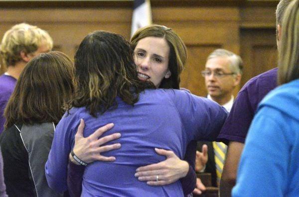 Rochelle Sapp plea and sentencing
