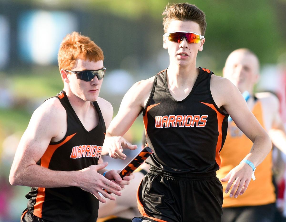 2018 Iowa State Track - Day 1