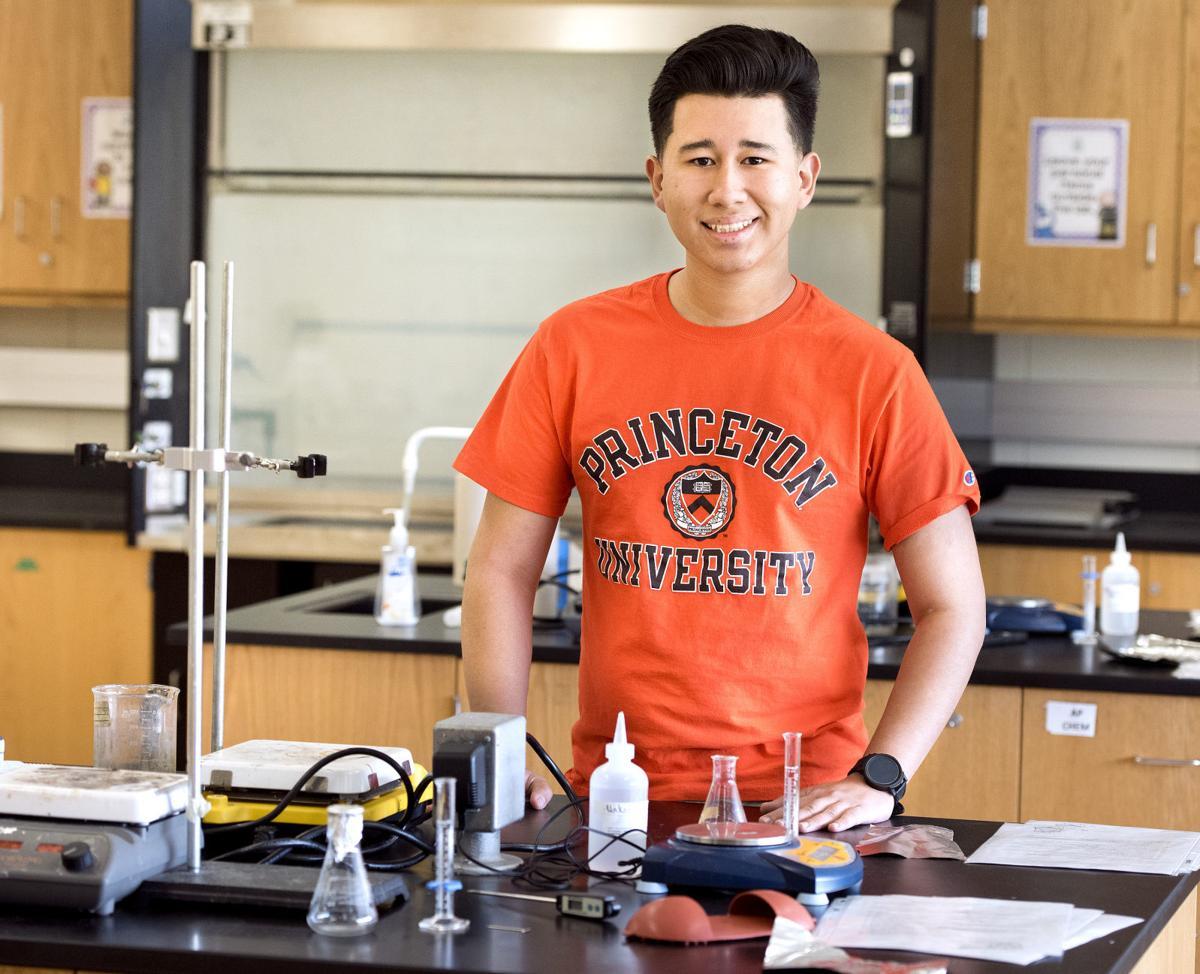 5bef7dc481ac8e Ivy League dreams come true for Sioux City West graduate
