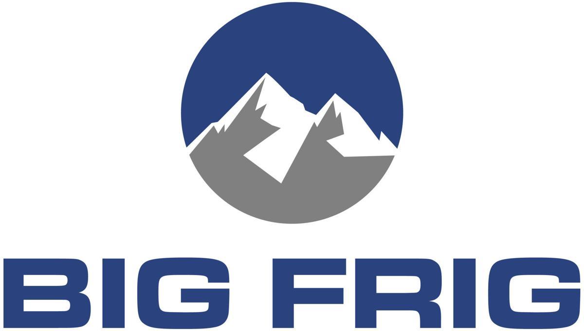 Big Frig logo