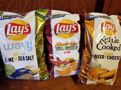 lay's three bag
