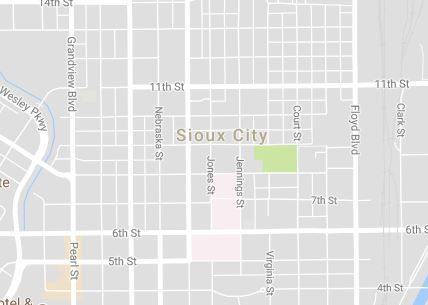 Sioux City Streets Thumbnail
