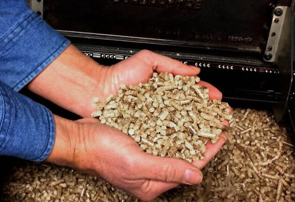 Wood pellet stoves help some stave off rising heating ...