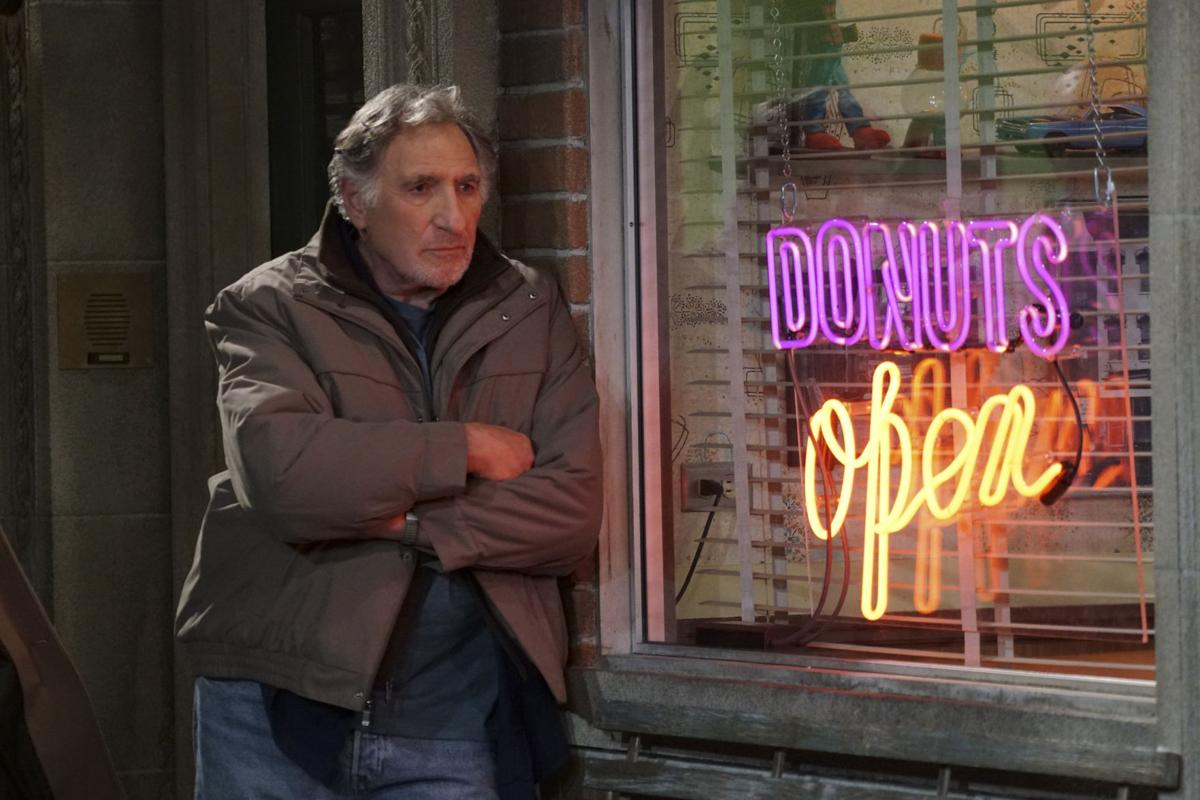 Staying Fresh Judd Hirsch Says Working Keeps Him Young