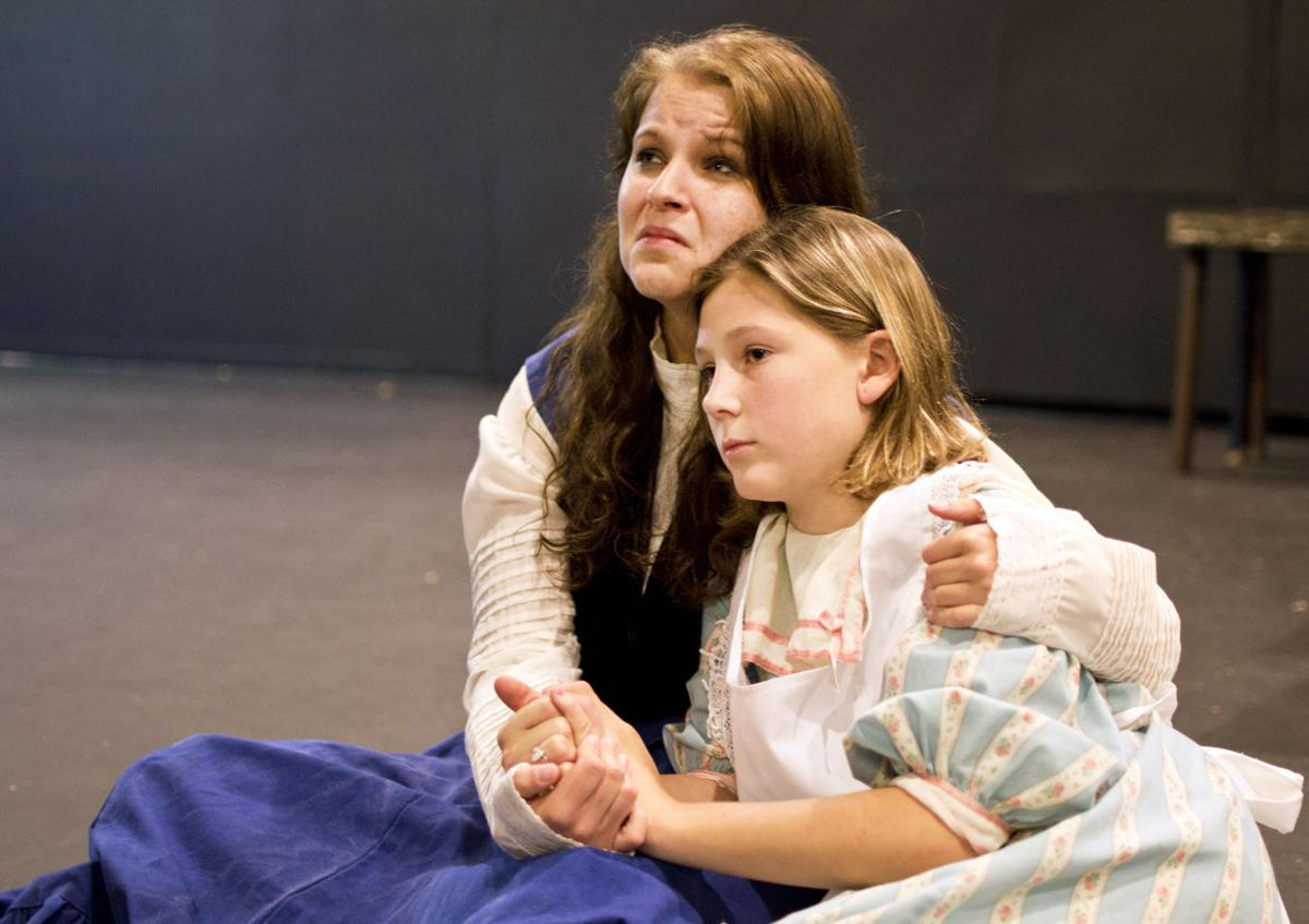 Miracle Worker at the Sioux City Community Theatre