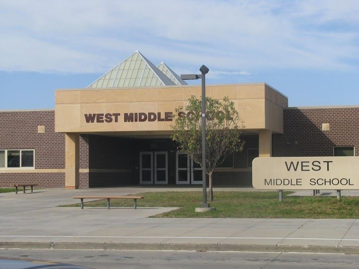 West Middle School exterior
