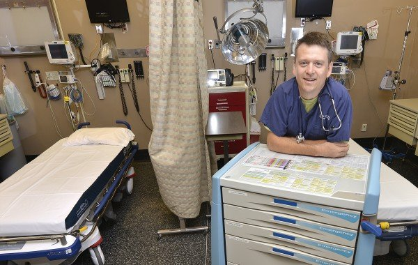 Volunteer Returns To Unitypoint Health St Luke S Er As