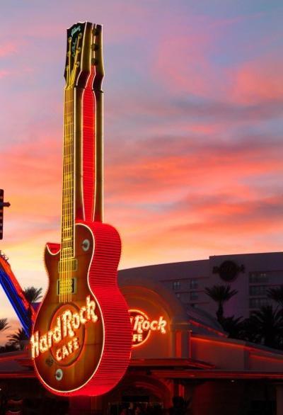 Hard Rock Hotel & Casino, Las Vegas