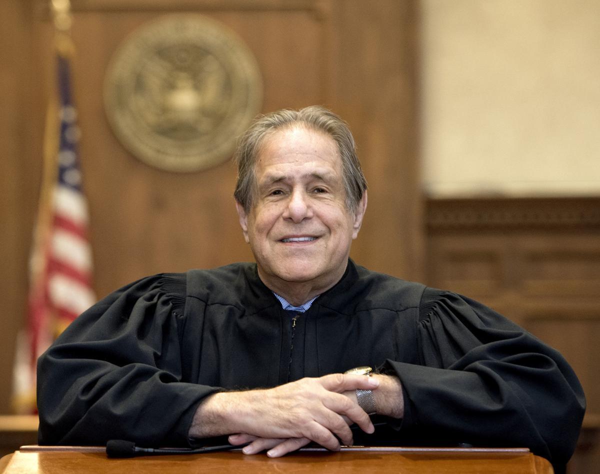 Judge Mark W. Bennett retirement