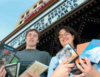 Orpheum unreels first film festival