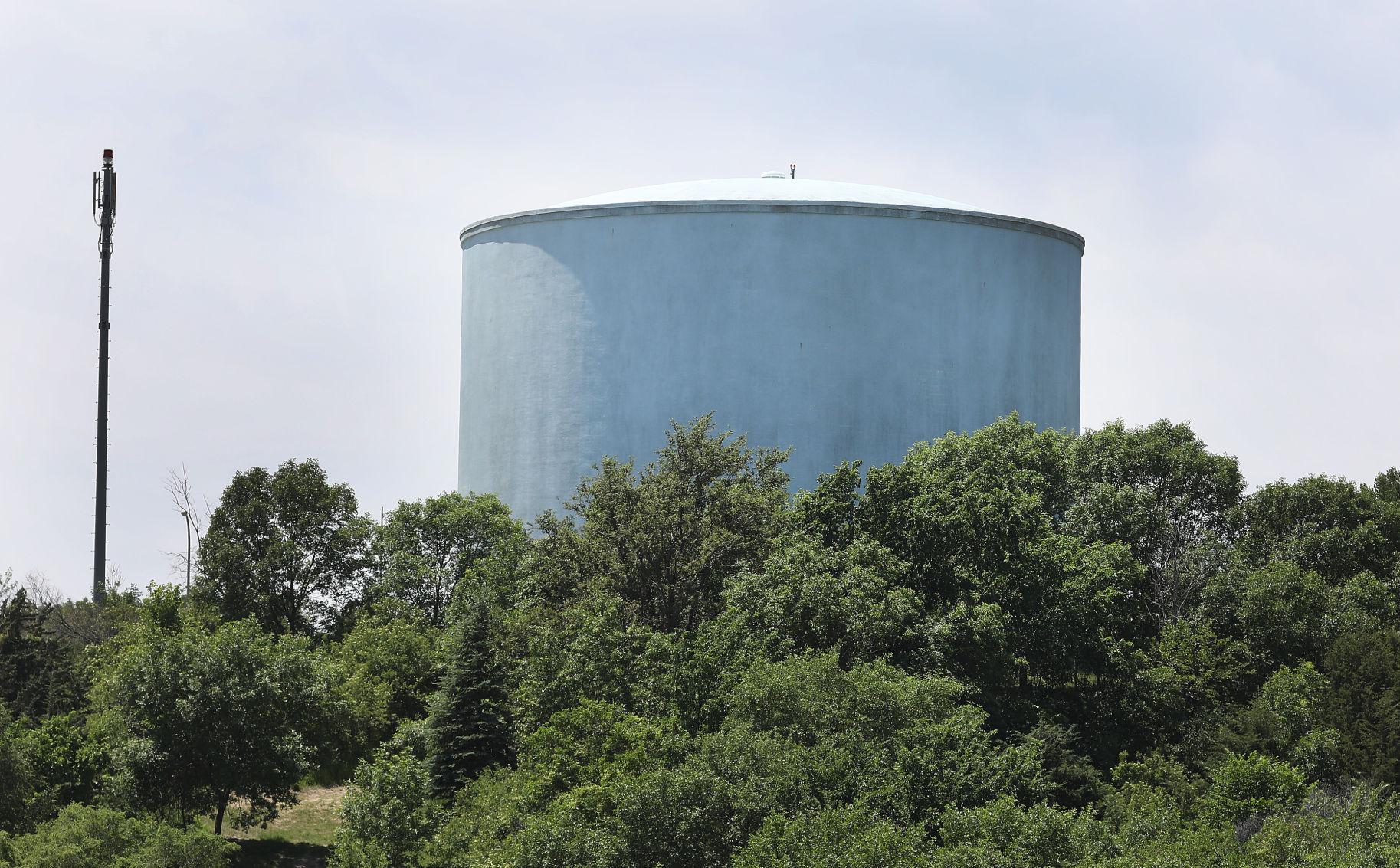 Singing Hills water tower & Sioux City Sueu0027 music will decorate Singing Hills water tank | Local ...